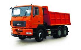 МАЗ-6501С5-522(582)-000  Строительный самосвал, г/п 21т.