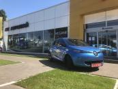 АИС Автокрай совместно с Ювелирным Домом ZARINA и Маргаритой Сичкарь разыграли сертификат на проведение однодневного тест-драйва электромобиля Renault ZOE.