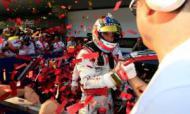 CITROЁN отмечает третий титул чемпиона FIA WTCC* тройной победой!