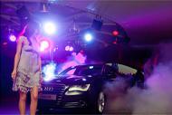 Новый Audi A8 презентован в Донецке