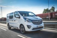 Книга заказов открыта для New Opel Vivaro Sport