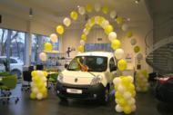 Renault Kangoo в подарок!