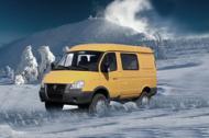 Предприятия доверяют автомобилям ГАЗ