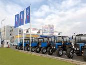АИС презентует лимитированную тюнинг-версию тракторов BELARUS