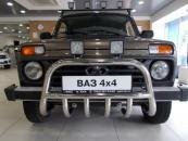 ВАЗ 4Х4 Elbrus Special Edition – лимитированная спецверсия легендарного внедорожника