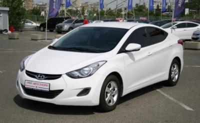 AIS Autotrade расширяет модельный ряд авто из Кореи – стартуют продажи Hyundai Elantra!