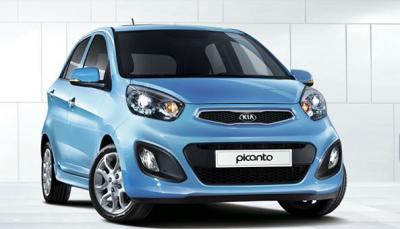 AIS Autotrade расширяет модельный ряд авто из Кореи – стартуют продажи Kia Picanto!