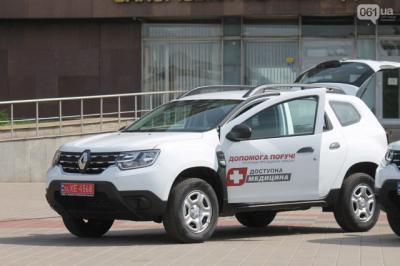 Группа компаний АИС осуществила поставку крупной партии медицинских автомобилей Renault DUSTER!