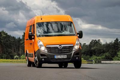 АИС предлагает Opel Movano в эксклюзивной версии!