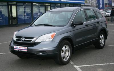 Honda CR-V з пробігом можна придбати в кредит від 84 грн. в день з вигодою до 66 500 грн.!