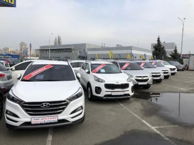 Hyundai Tucson/IX35 з пробігом можна придбати в кредит від 97 грн. в день!