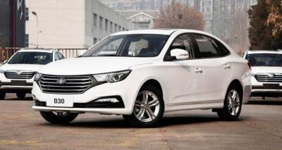 Стартовали продажи самого доступного на рынке седана с коробкой «автомат» FAW B30