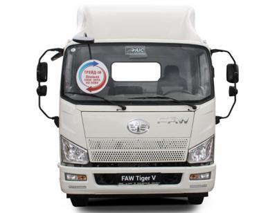 В Україні стартувало виробництво нової моделі вантажного фургона FAW!