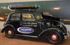 Установи ГБО Tartarini – получи 100 л. газа в подарок!