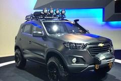 Презентована новая Chevrolet Niva
