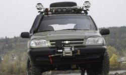 Chevrolet Niva представит на АГРО-2016 новые модели внедорожников