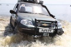Chevrolet Niva LE – автомобиль для профессионалов бездорожья снова в Украине!