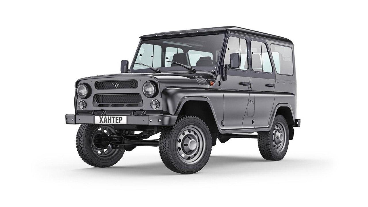 Купи УАЗ с выгодой до 60 600 грн.!*
