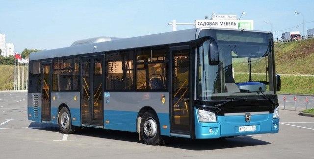 Новая модельная линейка автобусов ПАЗ Евро-5 уже в продаже