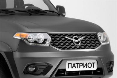 Ульяновский автомобильный завод представил обновленный внедорожник УАЗ ПАТРИОТ