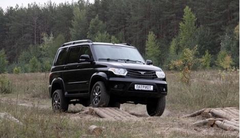 В Украине начали продавать новый УАЗ Патриот