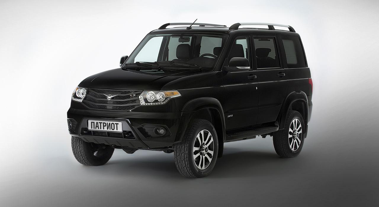 Купи УАЗ с выгодой до 60 000 грн.!*