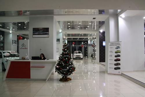 Сервисные центры Citroen в Санкт-Петербурге, ремонт